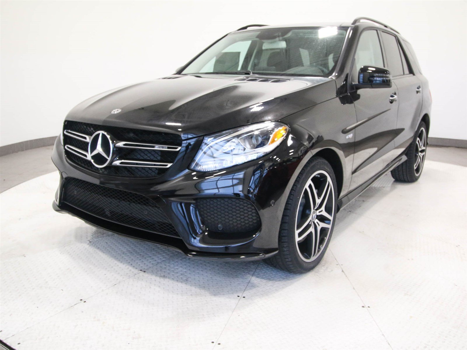 New 2018 mercedes benz gle amg gle 43 suv suv in fort for 2018 mercedes benz lineup