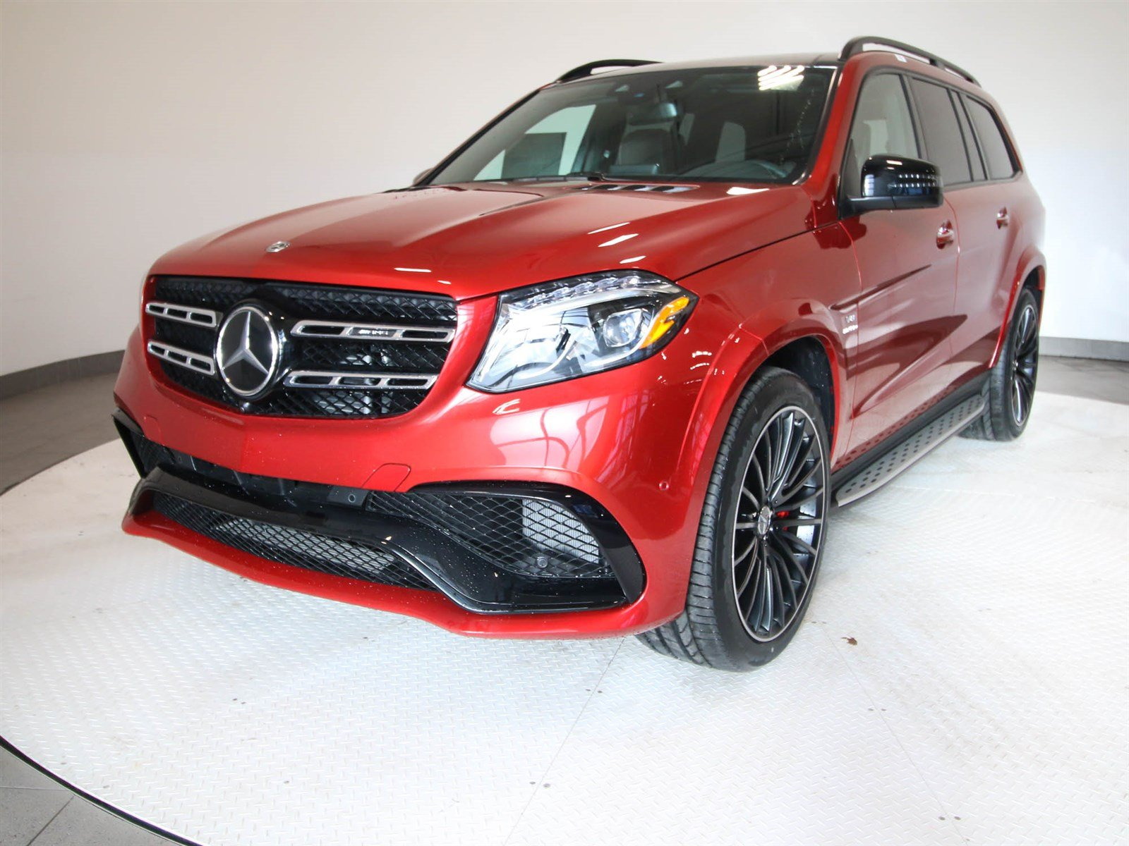 New 2018 mercedes benz gls amg gls 63 suv suv in fort for Mercedes benz amg suv 2018