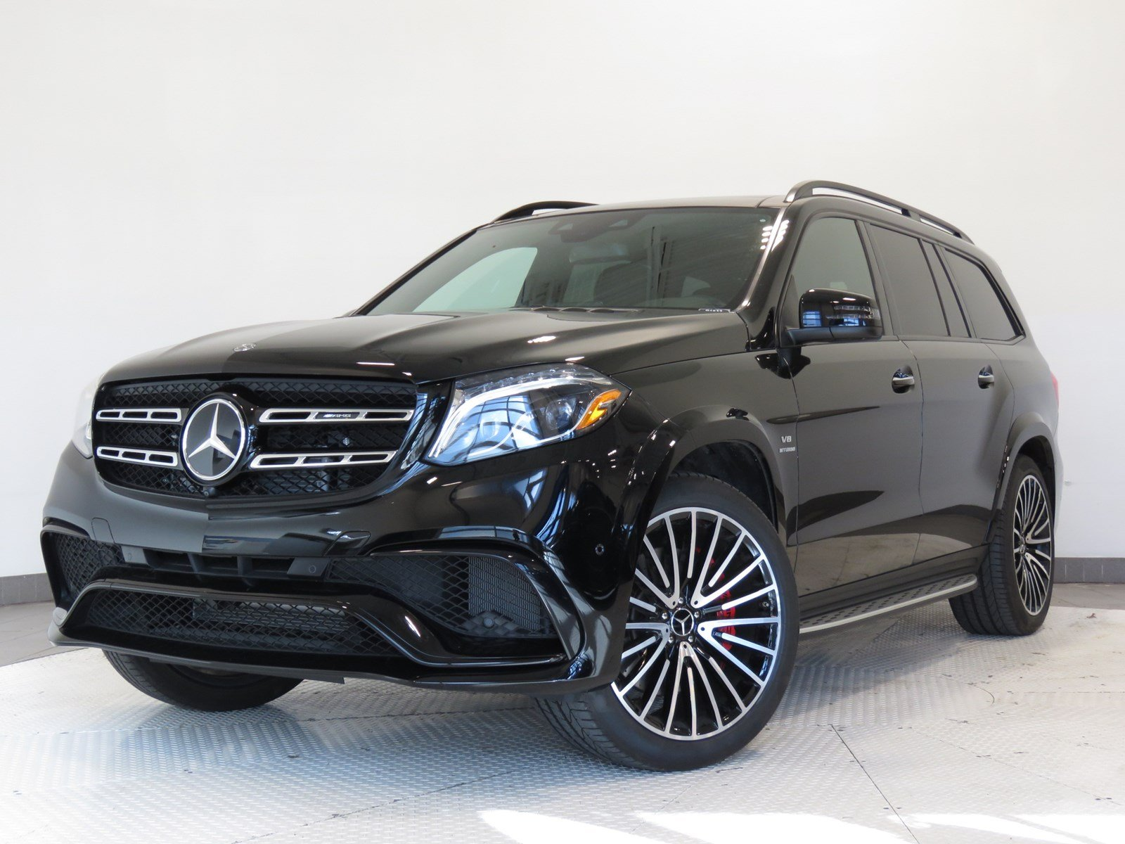 New 2018 Mercedes Benz Gls Amg 63 Suv
