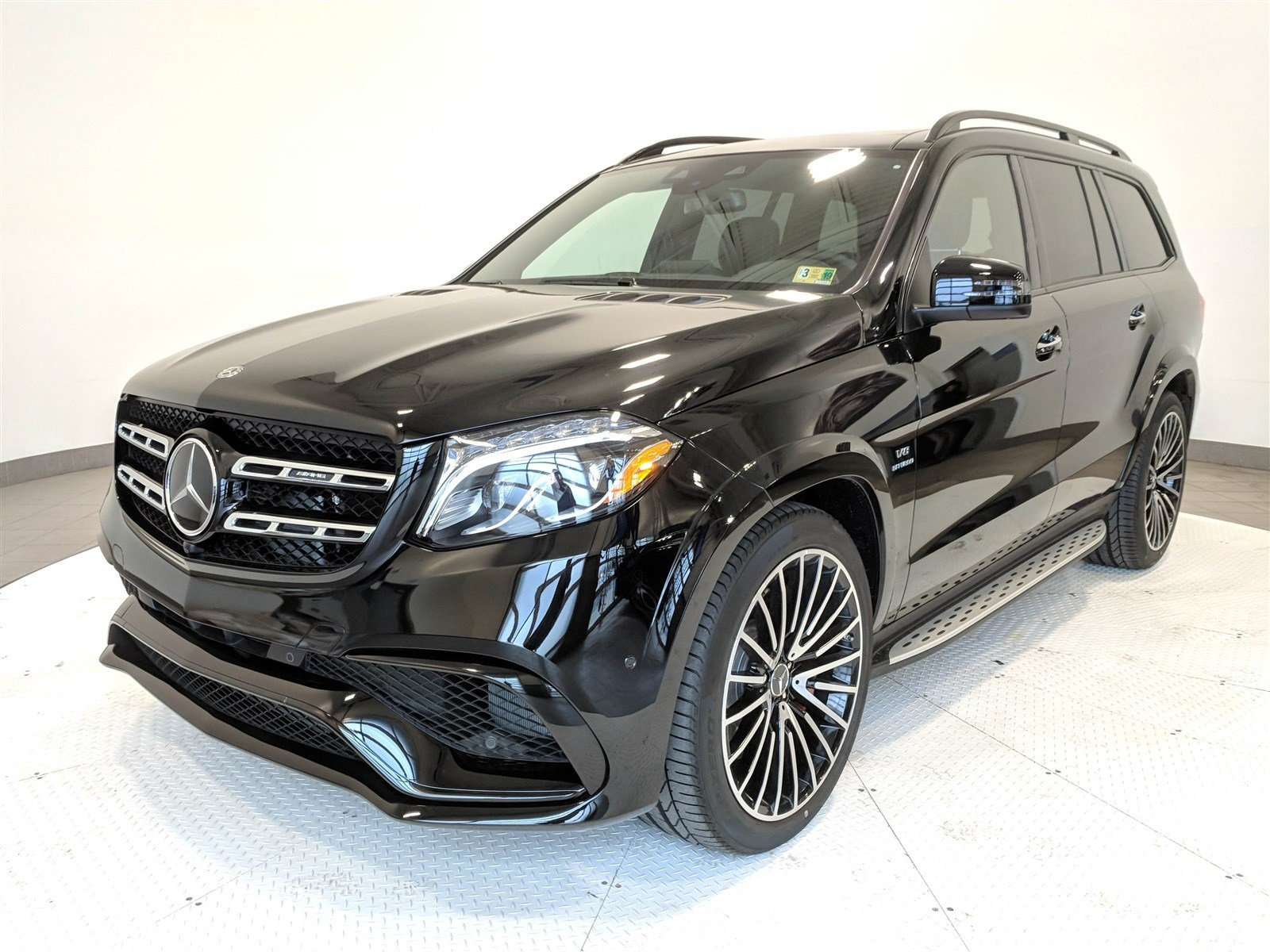 New 2018 Mercedes-Benz GLS AMG® GLS 63 SUV SUV in Fort ...