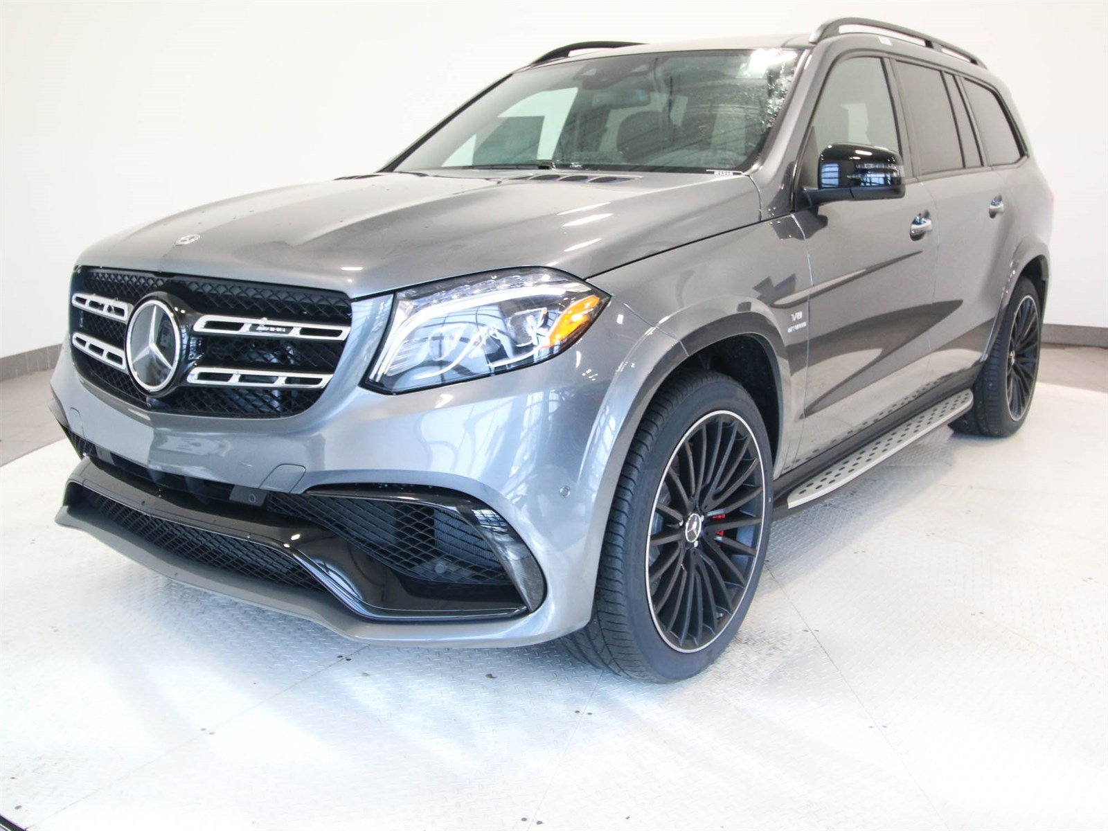 New 2018 mercedes benz gls gls 63 amg suv suv in fort for 2018 mercedes benz lineup