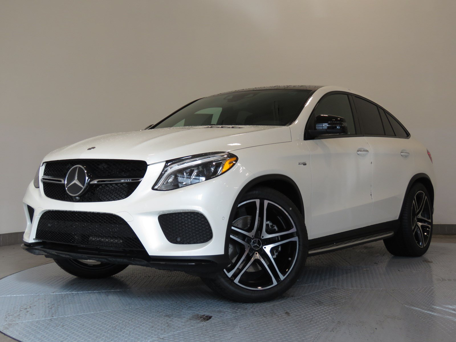 New 2019 Mercedes Benz Gle Amg Gle 43 Coupe Coupe In Fort Mitchell