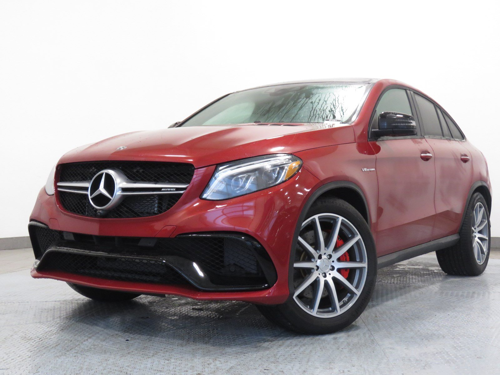 New 2018 Mercedes Benz GLE AMG GLE 63 S Coupe