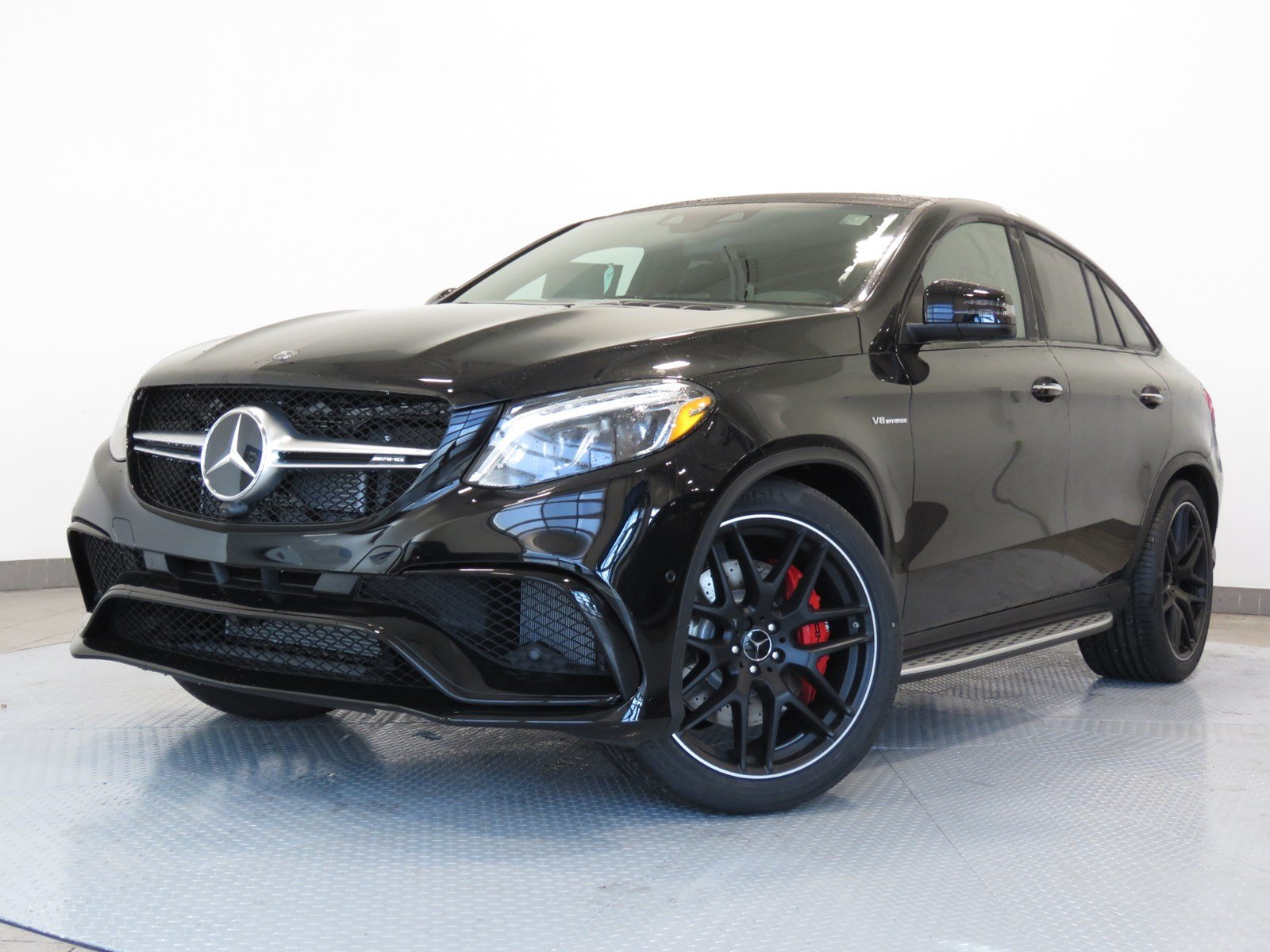 New 2019 Mercedes Benz Gle Amg Gle 63 S Coupe Coupe In Fort