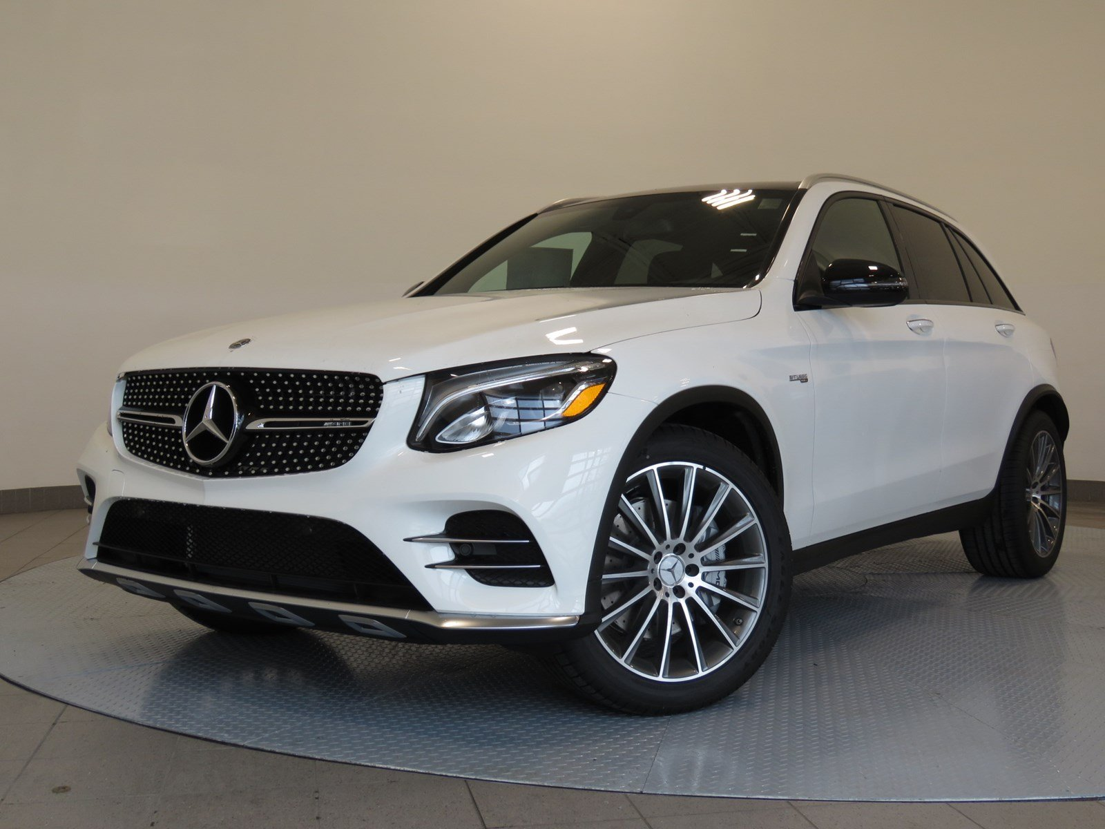 New 2019 Mercedes Benz GLC AMG GLC 43 SUV