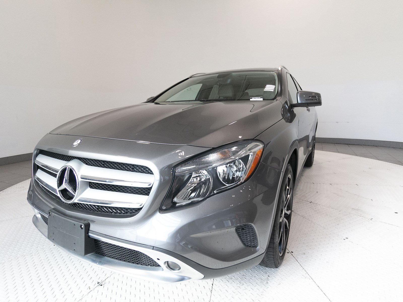 Certified Pre Owned 2015 Mercedes Benz GLA GLA 250 SUV in Fort