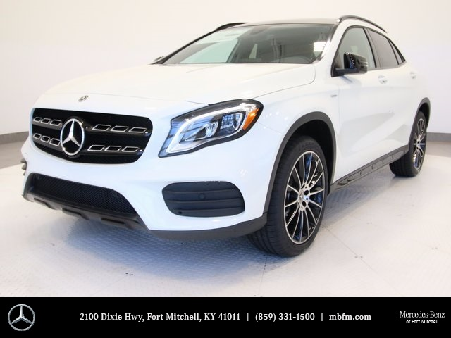 new 2018 mercedes benz gla gla 250 suv in fort mitchell j385403 mercedes benz of fort mitchell. Black Bedroom Furniture Sets. Home Design Ideas