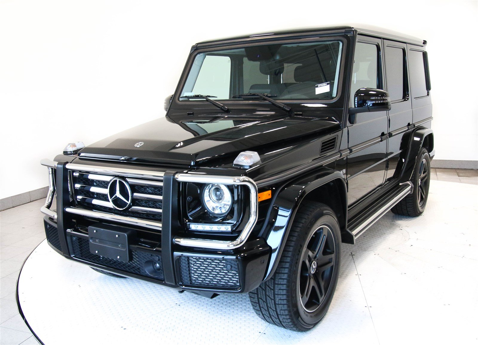 Certified Pre Owned 2018 Mercedes Benz G Class G 550