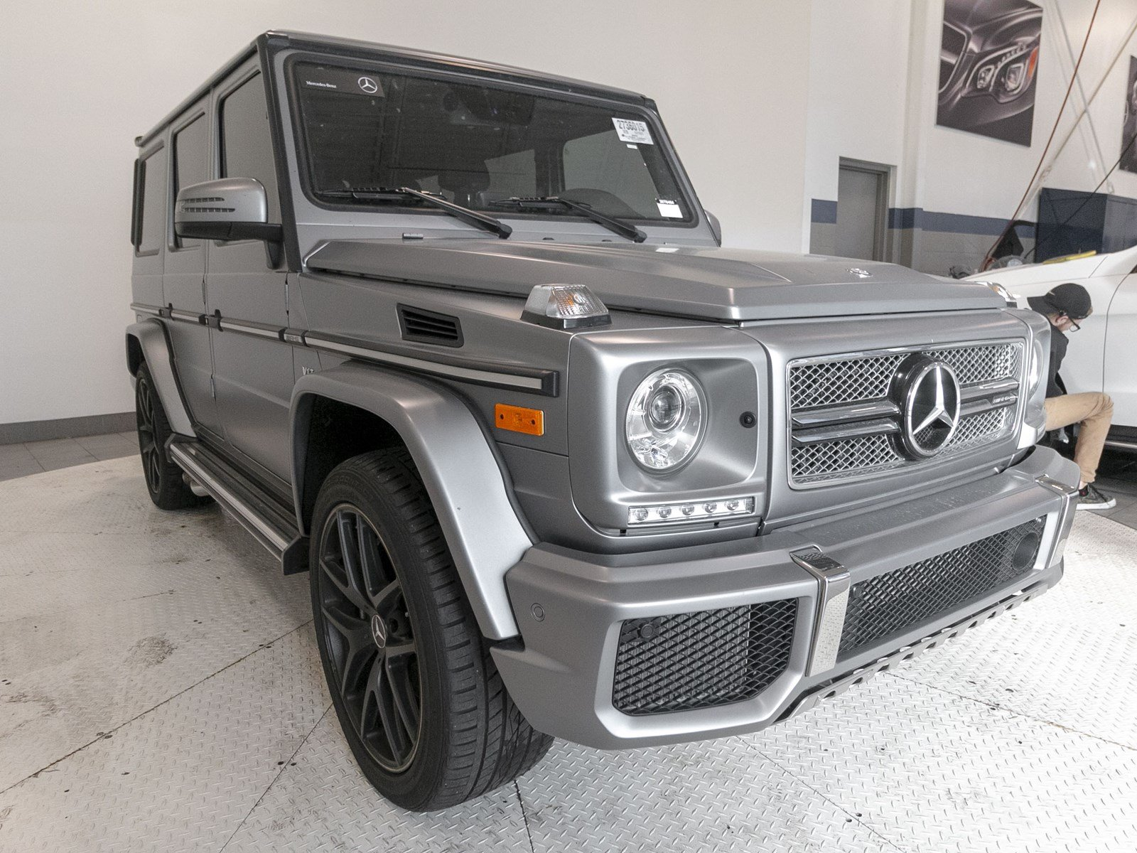 Certified Pre Owned 2017 Mercedes Benz G Class AMG G 65 SUV SUV in