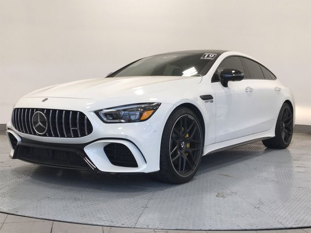 Certified Pre-Owned 2019 Mercedes-Benz GT AMG® GT 63