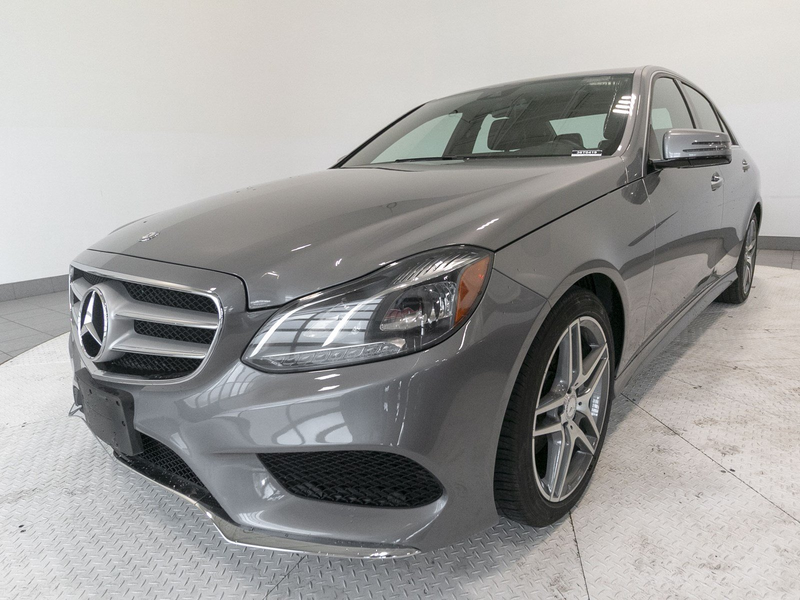 Certified Pre Owned 2015 Mercedes Benz E Class E 350 Sport SEDAN in