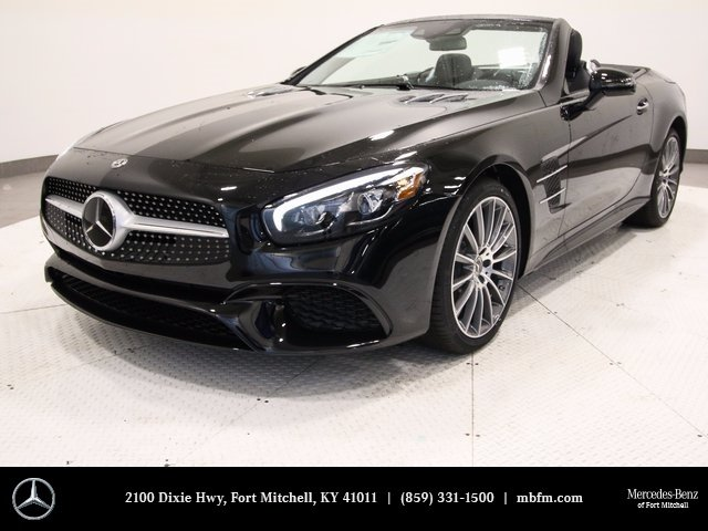 New 2018 Mercedes Benz SL SL 450 Convertible in Fort Mitchell R1084