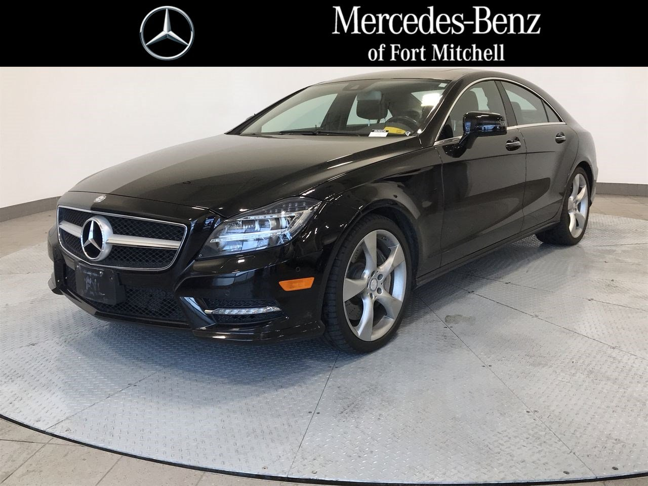 Certified Pre-Owned 2013 Mercedes-Benz CLS CLS 550