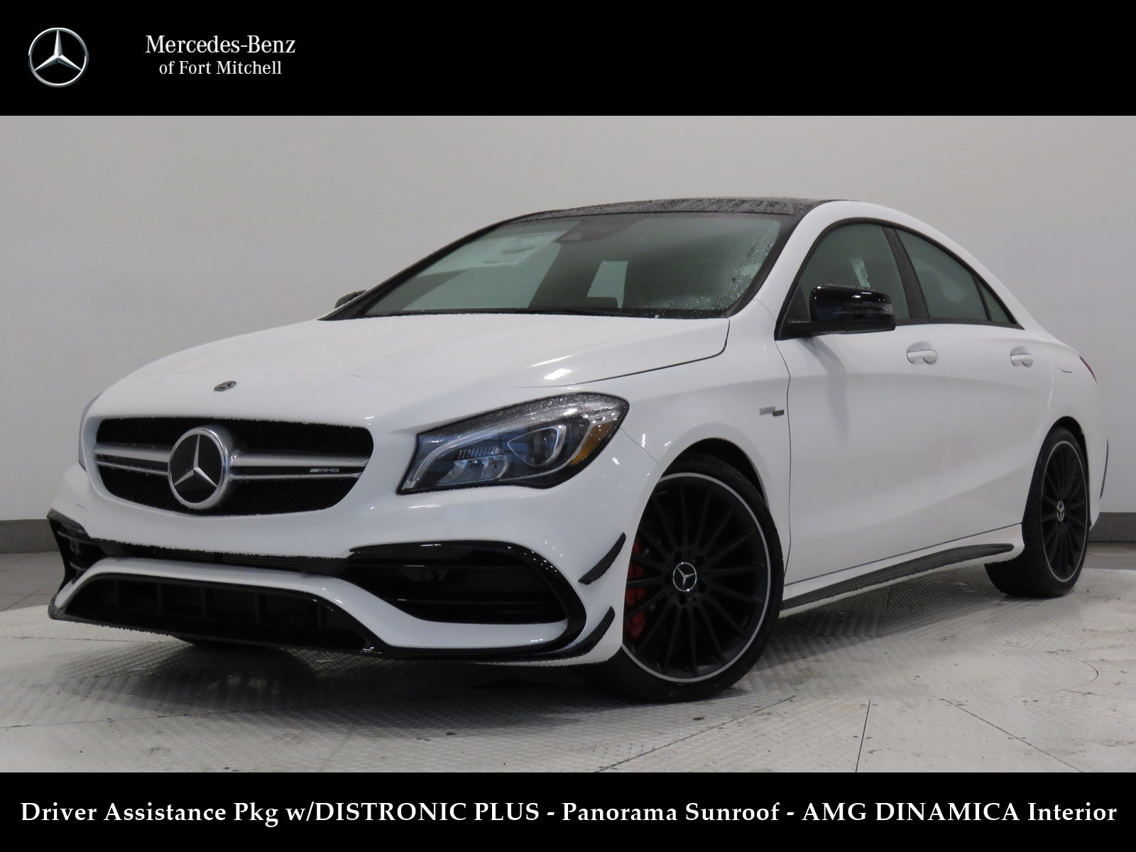 New 2019 Mercedes-Benz CLA AMG® CLA 45