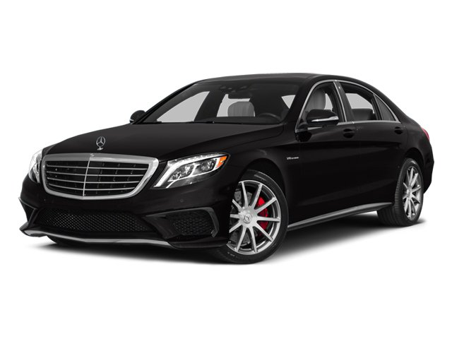 Certified Pre Owned 2014 Mercedes Benz S Class S 63 AMG®
