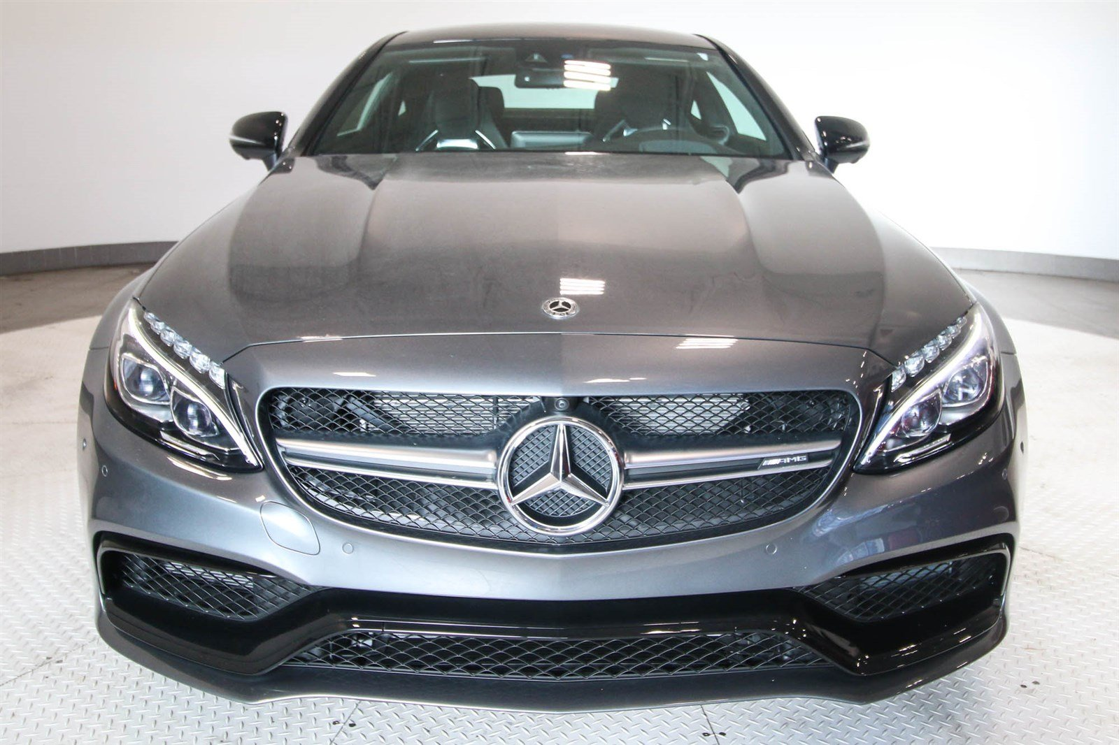 New 2018 mercedes benz c class c 63 s amg coupe coupe in for Mercedes benz of fort mitchell