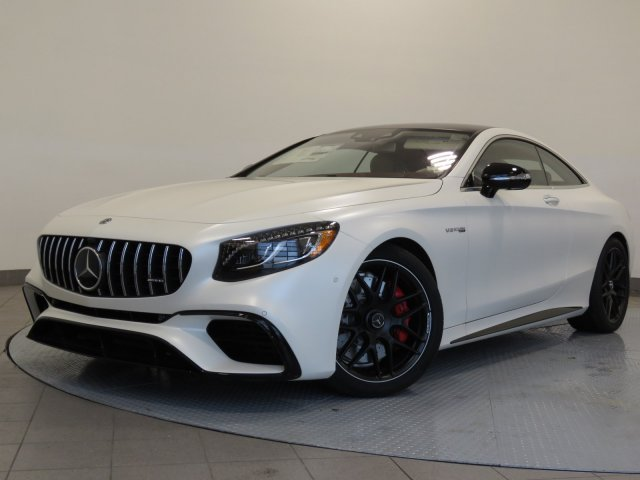 New 2019 Mercedes Benz S Class Amg S 63 Coupe Coupe In Fort