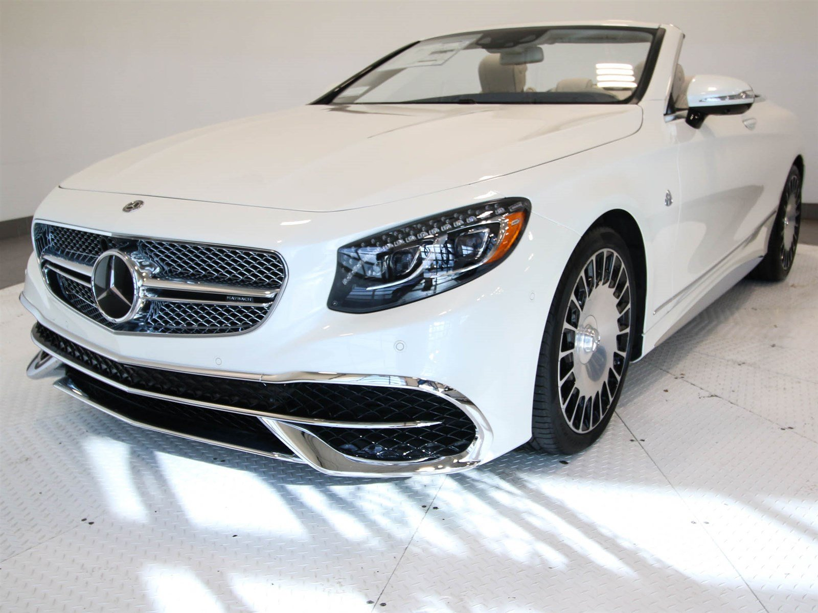 Pre Owned 2017 Mercedes Benz S Class CABRIOLET in Fort Mitchell