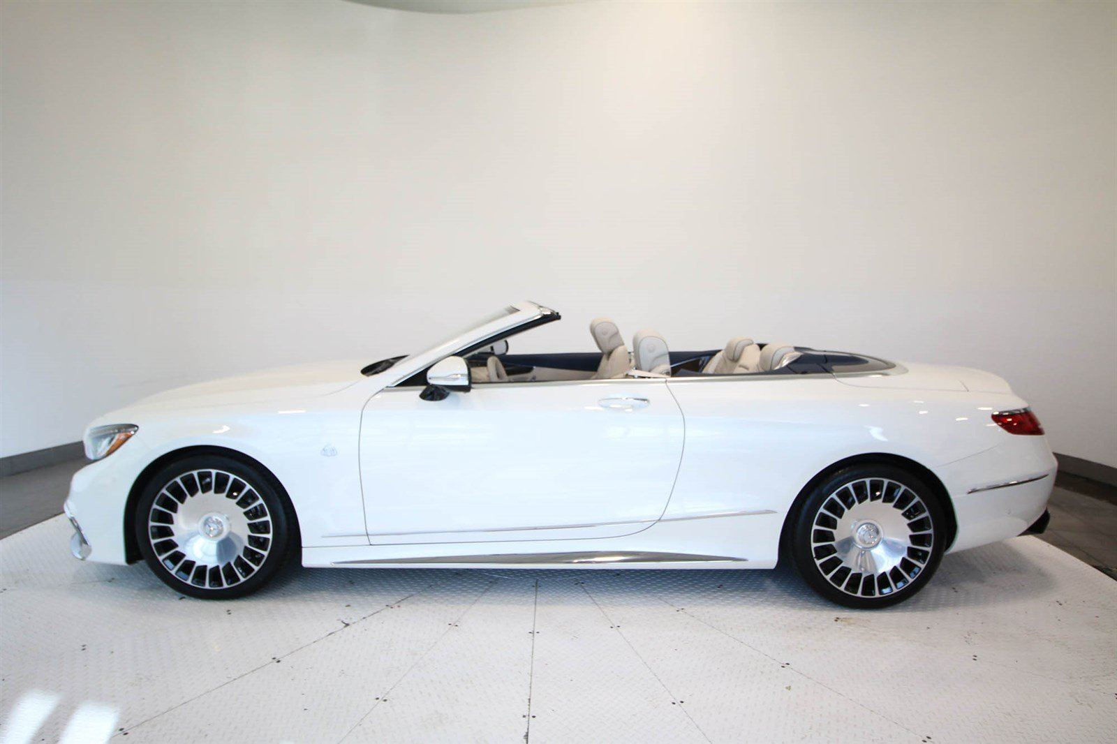 Pre owned 2017 mercedes benz s class cabriolet in fort for Pre owned mercedes benz s class