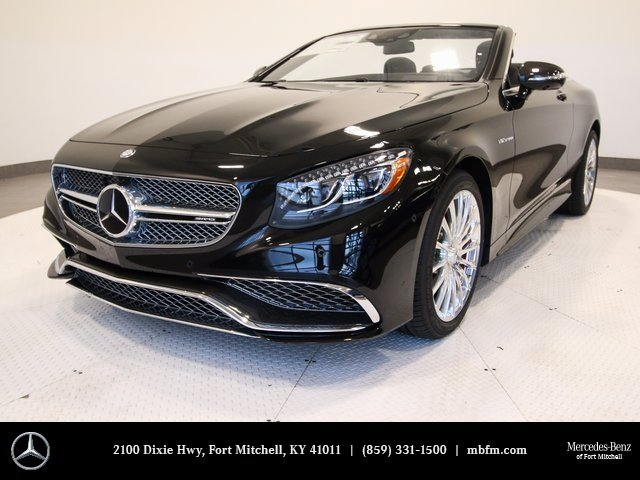 pre owned 2017 mercedes benz s class amg s 65 cabriolet cabriolet in fort mitchell r1002. Black Bedroom Furniture Sets. Home Design Ideas