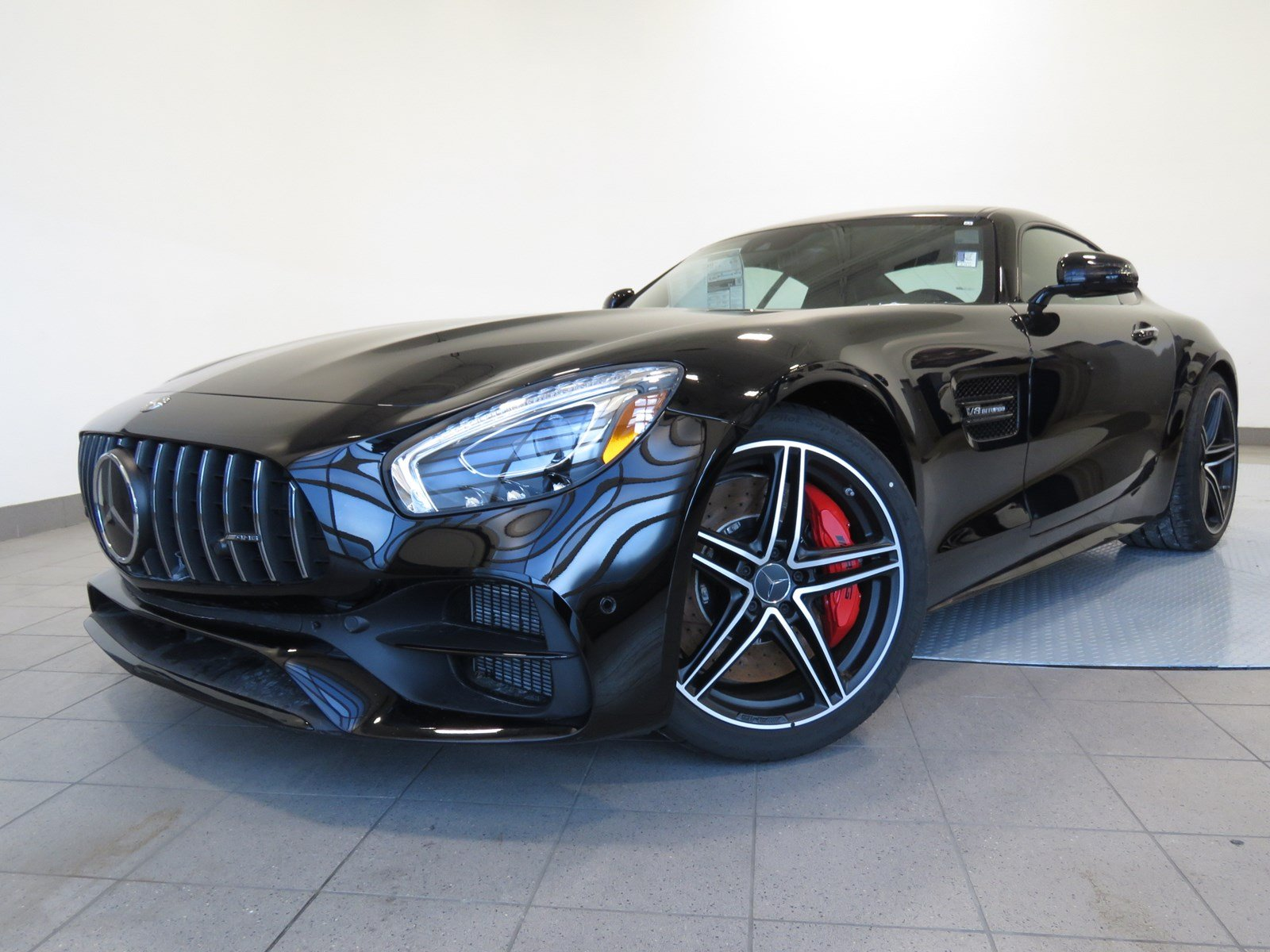 New 2019 Mercedes Benz GT AMG GT C