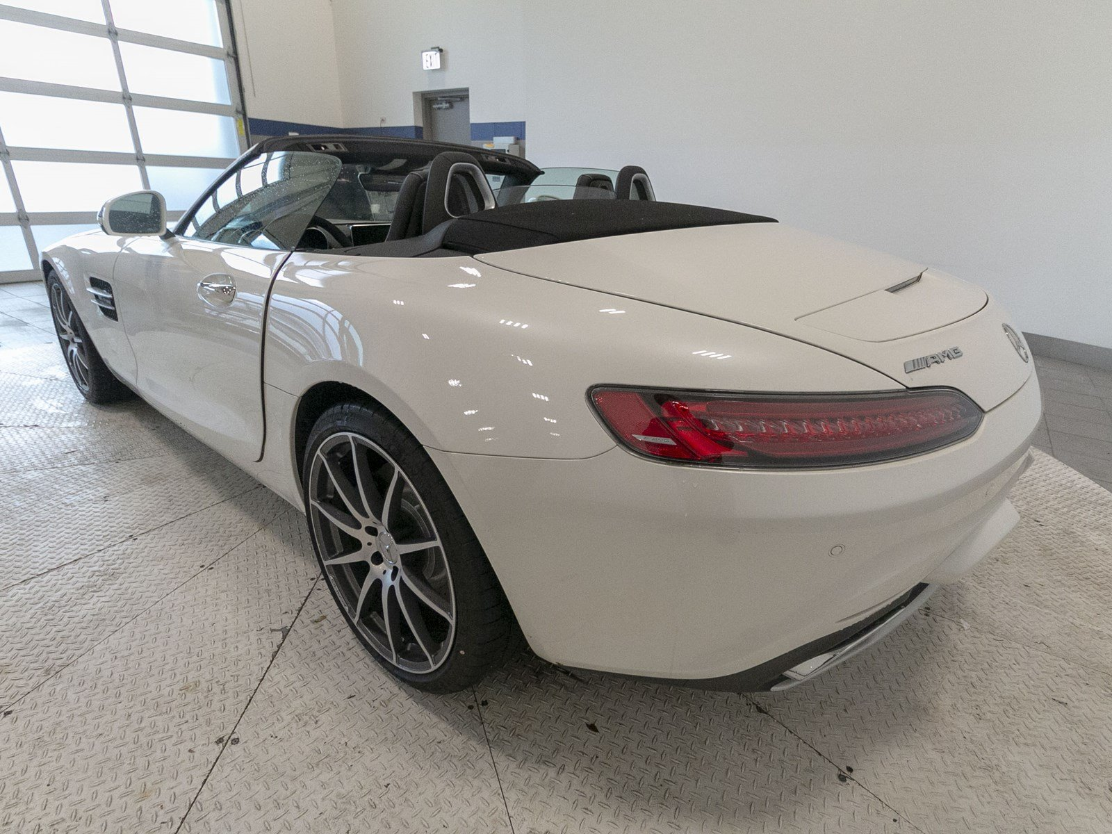 New 2018 Mercedes Benz GT AMG GT Roadster ROADSTER in Fort Mitchell