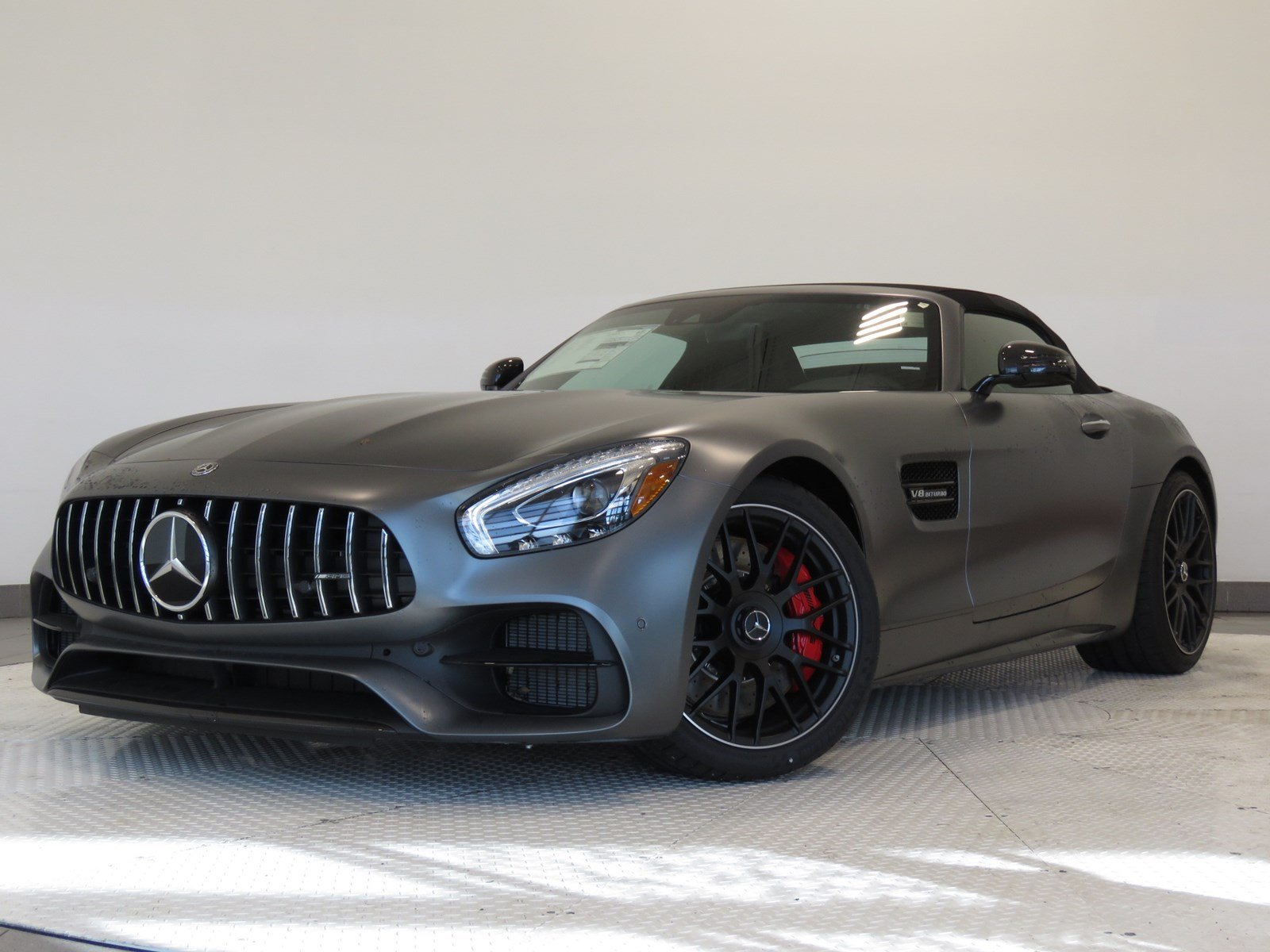 New 2019 Mercedes Benz Gt Amg Gt C Roadster Roadster In Fort