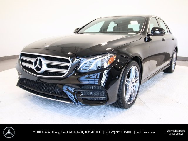 pre owned 2017 mercedes benz e class e 300 sedan in fort mitchell r1020 mercedes benz of fort. Black Bedroom Furniture Sets. Home Design Ideas