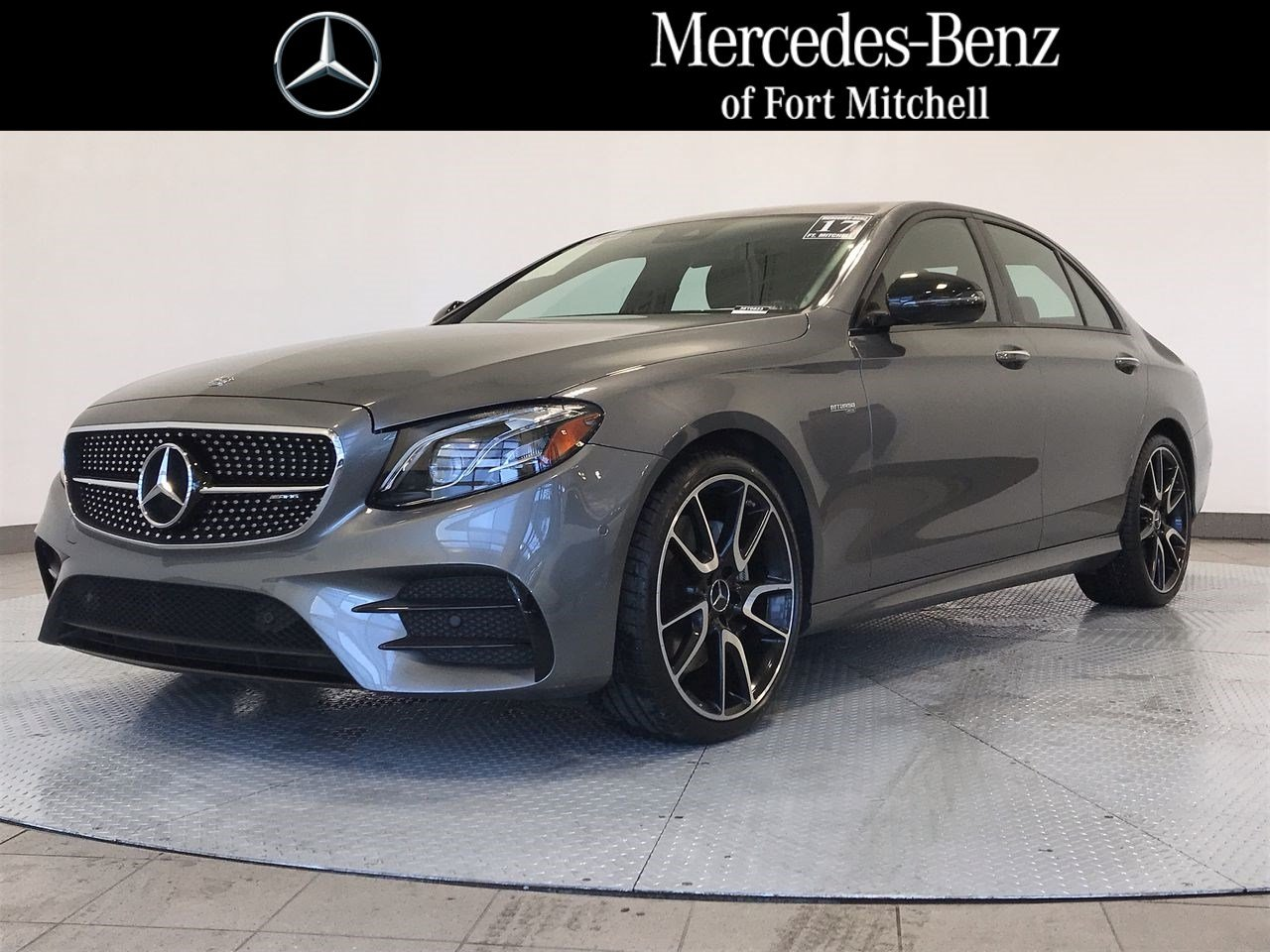 Certified Pre-Owned 2017 Mercedes-Benz E-Class AMG® E 43