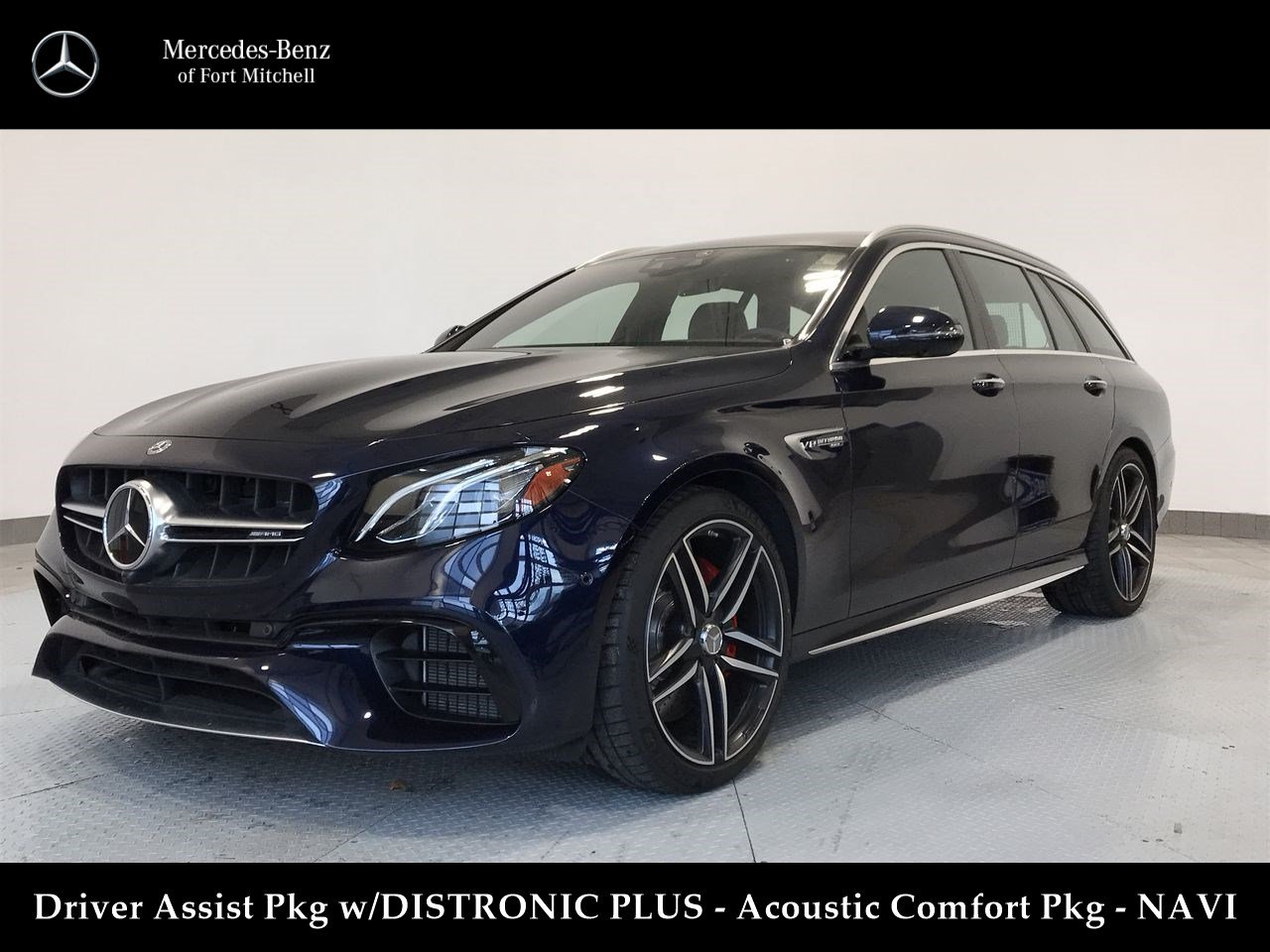 Certified Pre-Owned 2019 Mercedes-Benz E-Class AMG® E 63 S
