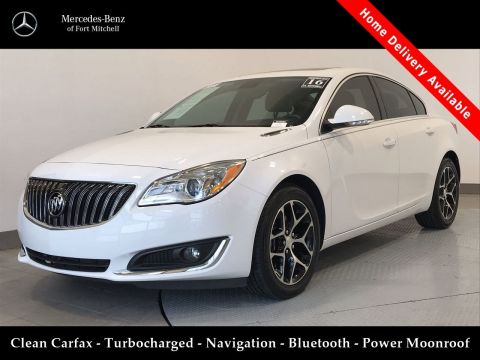 Pre-Owned 2016 Buick Regal Sport Touring
