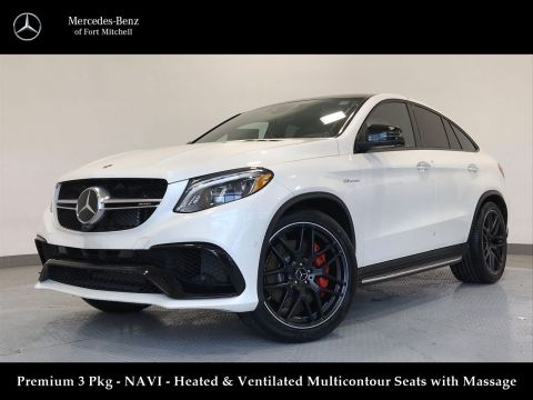 New 2019 Mercedes-Benz GLE AMG® GLE 63 S