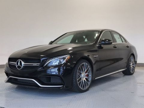 Pre-Owned 2018 Mercedes-Benz C-Class AMG® C 63 S