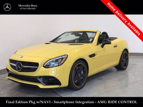 New 2020 Mercedes-Benz SLC AMG® SLC 43
