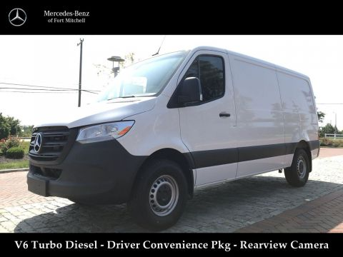 New 2019 Mercedes-Benz Sprinter Cargo 144 WB
