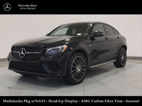 Certified Pre-Owned 2019 Mercedes-Benz GLC AMG® GLC 43