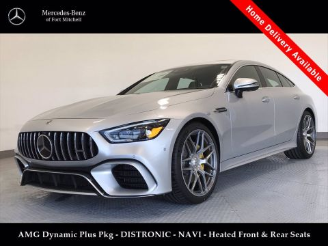 New 2019 Mercedes-Benz GT AMG® GT 63