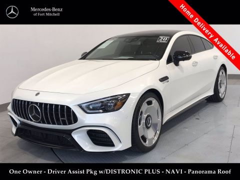 Certified Pre-Owned 2020 Mercedes-Benz GT AMG® GT 63 S