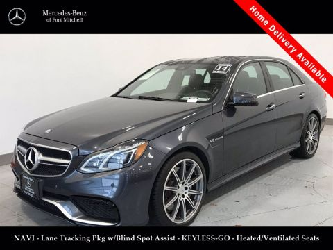 Certified Pre-Owned 2014 Mercedes-Benz E-Class E 63 AMG®