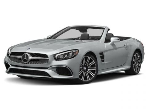 Certified Pre-Owned 2020 Mercedes-Benz SL SL 450