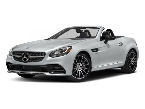 Certified Pre-Owned 2017 Mercedes-Benz SLC AMG® SLC 43
