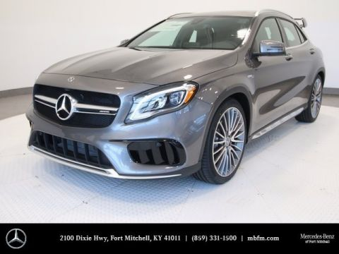 New 2018 Mercedes-Benz AMG® GLA 45 SUV AWD 4MATIC®