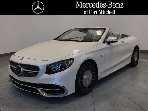 Certified Pre-Owned 2017 Mercedes-Benz S-Class AMG® S 65