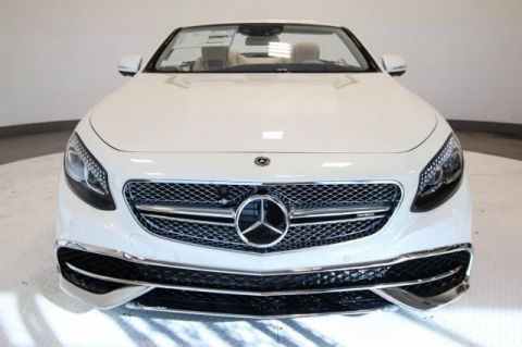 Pre-Owned 2017 Mercedes-Benz S-Class Maybach S 650