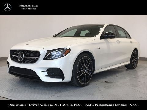 Certified Pre-Owned 2019 Mercedes-Benz E-Class AMG® E 53