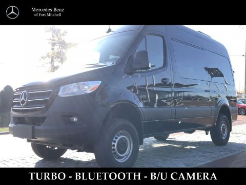 Pre-Owned 2019 Mercedes-Benz Sprinter Passenger 144 WB